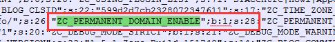 ZBlog固定网站域名导致网站打不开的解决办法  第4张