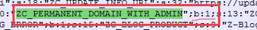 ZBlog固定网站域名导致网站打不开的解决办法  第6张