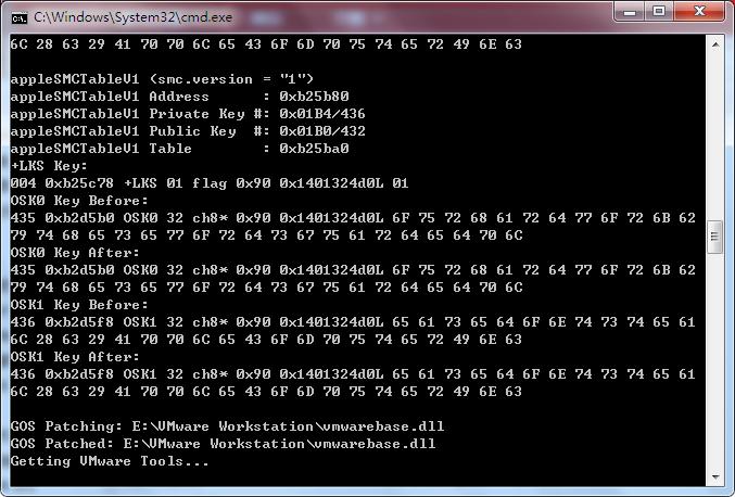 VMWare安装苹果Mac OS系统详细教程  第2张
