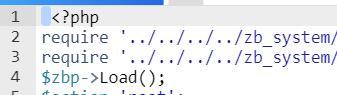 Zblog出现Cannot modify header information - headers already sent by的解决方法  第2张